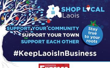 FIVE@5 - Laois businesses operating in lockdown #KeepLaoisinBusiness