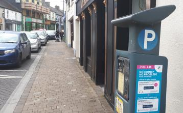 Public views sought on new time limited street parking in Laois town