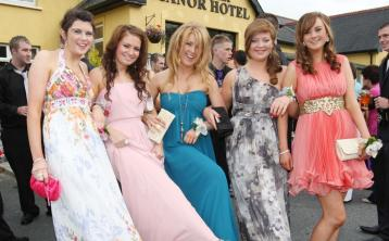 THROWBACK THURSDAY: Who can you recognise in this gallery of photos from a Laois debs 10 years ago?