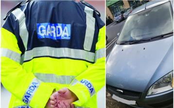 Is that record?! Gardai seize car untaxed for more than a decade