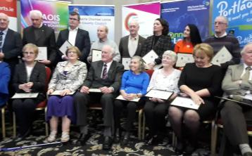 WATCH: Laois Community and Voluntary Unsung Hero of the Year is announced