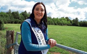 Laois Rose Grainne Hogan swaps farm for Kingdom on Rose of Tralee week