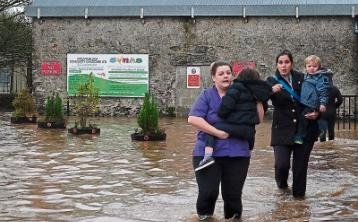 Laois County Council says it is 'doing all it can' to avert repeat of terrible flooding in Mountmellick