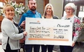 Laois mother raises cash for Portlaoise special care baby unit