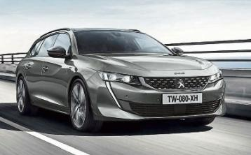 Peugeot 508 SW offers load lugging practicality practicality with great style