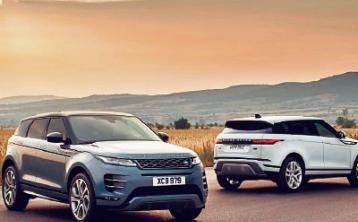 Range Rover Evoque: For the tech savvy