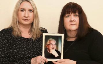 Bereaved Laois family shocked by dad's death after routine operation