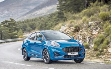 New Ford Puma punches above its weight