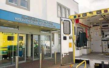 Big drop in medical incident errors in Laois proves Portlaoise hospital should not be downgraded says TD
