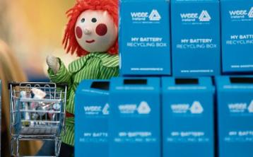 Laois gets an 'AA' Grade for Battery Recycling says WEE A