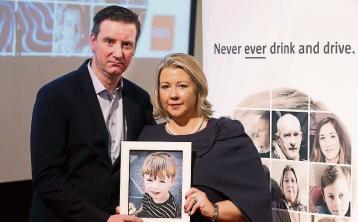Laois road safety campaigner Gillian Treacy 'delighted' that drink driving bill has passed in Dáil