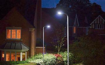 Residents in Laois town waiting over one year for street lights