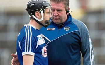 Laois hurling boss Kelly relieved with win after 'worst two weeks in hurling'