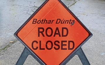 Gardaí to direct traffic as Portlaoise set for tailbacks over road closure