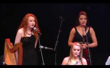 Laois Comhaltas trad group Fiúntas lights up National Concert Hall