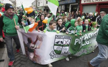 Portlaoise St Patrick's Day parade is back on and looking for participants