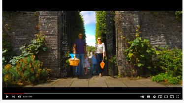 WATCH Laois Tourism welcomes back reopening hospitality businesses