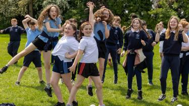 Laois kids rock it at The Rock school - in pictures