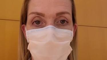 WATCH:  Vicky Phelan thanks Laois native for amazing gesture of kindness