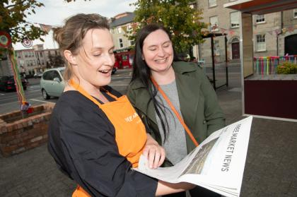Challenges at St Vincents hospital in Mountmellick - Leinster