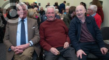 50th anniversary celebration for Laois towns soccer club