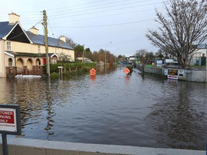 Flood prevention work to start in Portarlington this spring