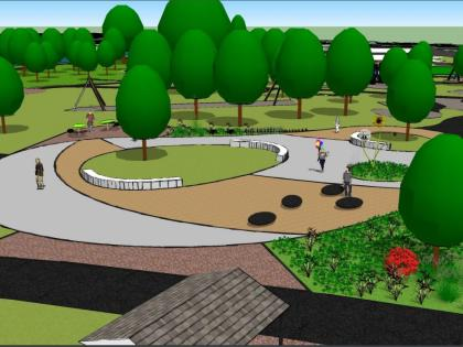 Portarlington Playground Laois County Council