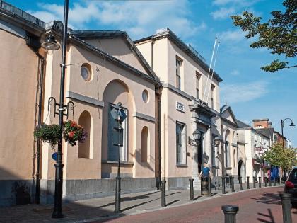 Marriage, Parishes of Portarlington & Emo, Diocese of Kildare