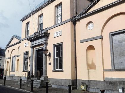 Mountmellick Laois Heritage Trail Laois County Council