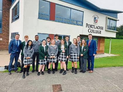 Portlaoise College Official - Posts | Facebook