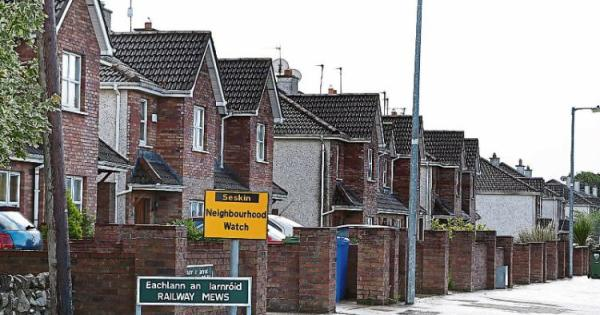 Hope For Portarlington Housing Estate To Be Taken In