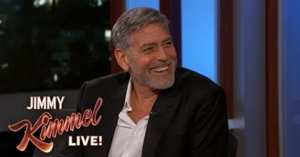 WATCH George Clooney talks 'spectacular' Ireland, the Laois