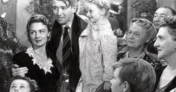 Dreaming Of A Black Christmas It 39 S A Wonderful Life On The Big Screen Leinster Express
