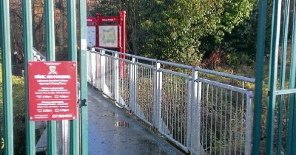 EUR18000 To Shut The Gates Of Public Parks In Portlaoise