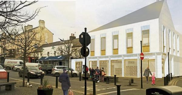 Portarlington - Leinster Express