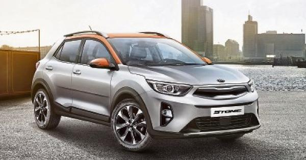 Kia Stonic Joins The Compact Suv Craze Craze Leinster