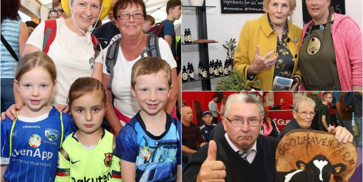 PICTURES: Great snaps out and about at the National Ploughing Championships