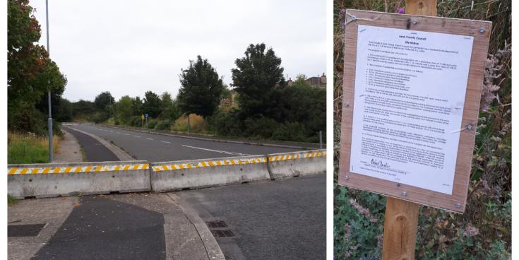 Laois councillors unite in opposition to Portlaoise houses