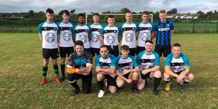 Portlaoise Rovers clinically see off Midlands Celtic to claim all three points