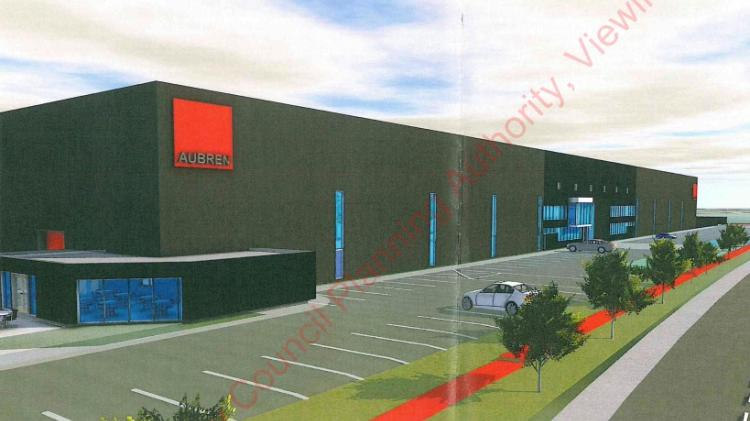 Green light given for new factory in Portlaoise