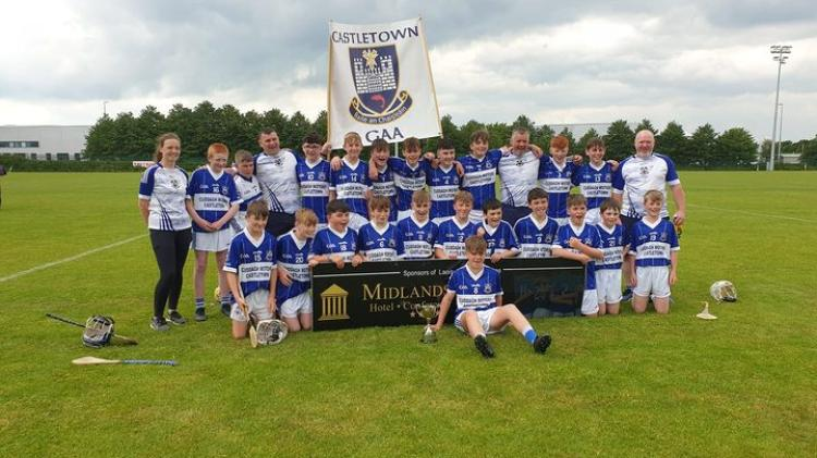 Goals prove crucial for Castletown as they triumph in 2020 U-13 'A' hurling final
