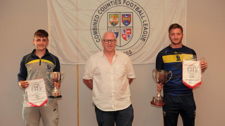 IN PICTURES: Laois soccer clubs honoured at CCFL Awards night