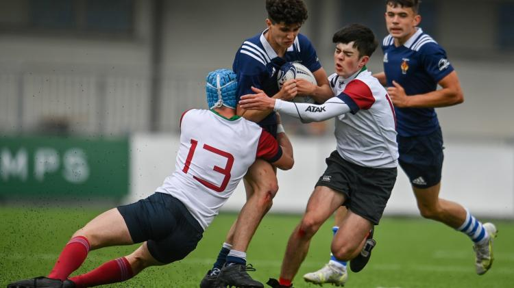 Seven Laois Rugby players named on Leinster Rugby U17 Midlands Squad