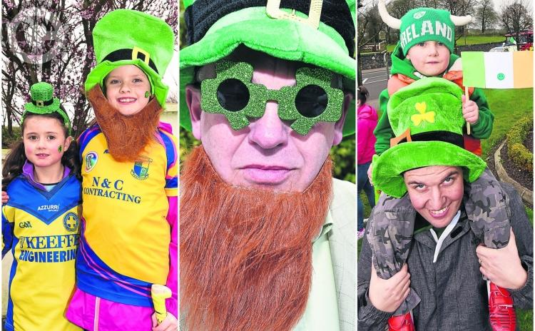 GALLERY: Abbeyleix St Patrick's Day Parade 2017