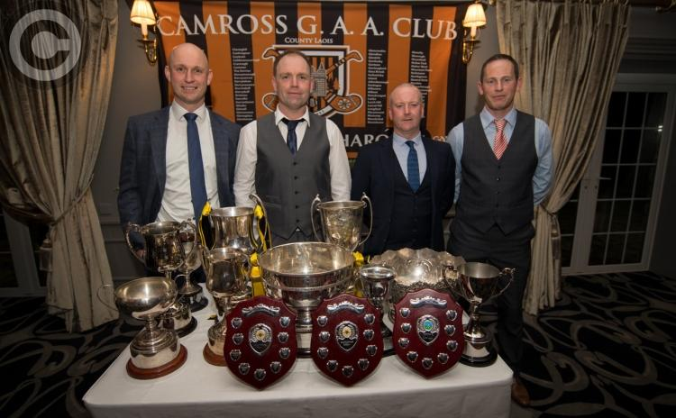 PICTURES - Camross celebrate incredible 2017 season at Dinner Dance in Roscrea
