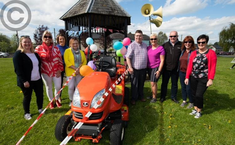 Laois  communities say a Big Hello - in pictures