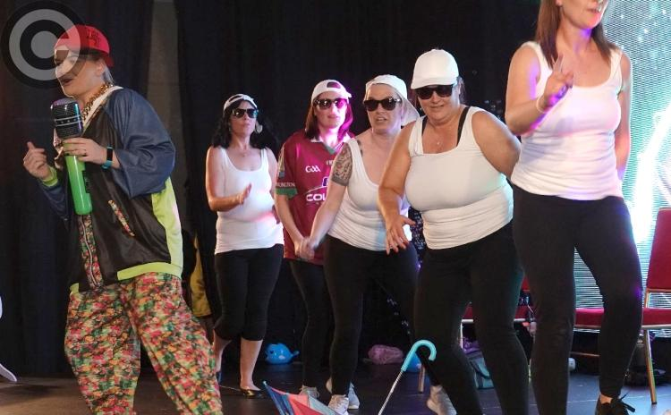 Oh what a night at the Portarlington school lip-sync fundraiser - in pictures