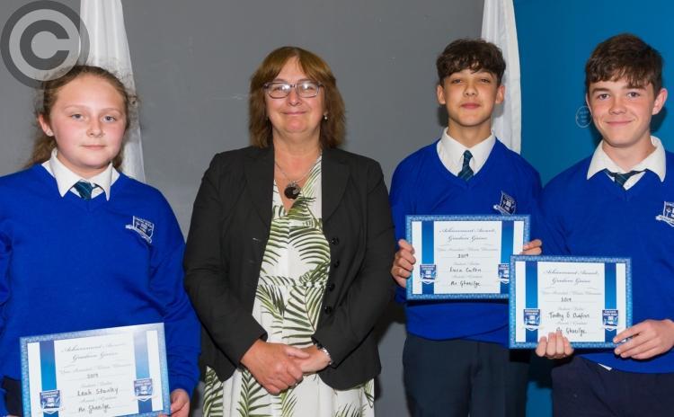 Student achievement celebrated at Portlaoise secondary school