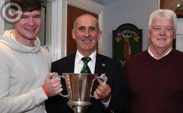 Mountrath Golf Club presentation night in pictures