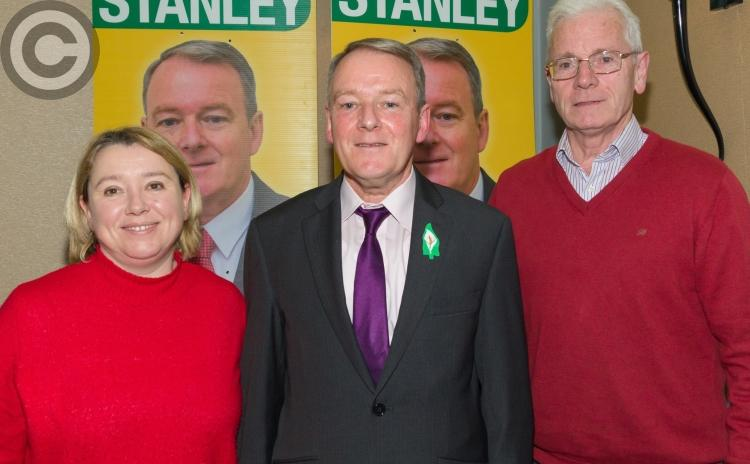 Sinn Féin targets three in a row Dáil victories in Laois Offaly  - in pictures
